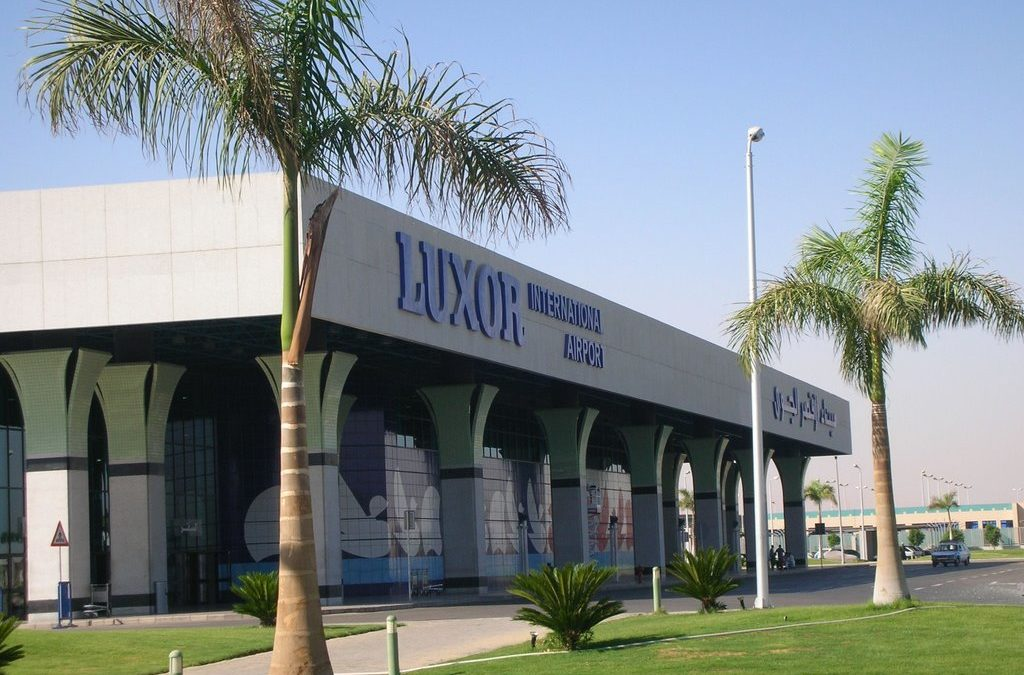 Luxor International Airport HELX
