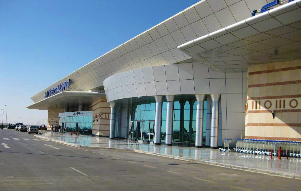 Asyut International Airport HEAT