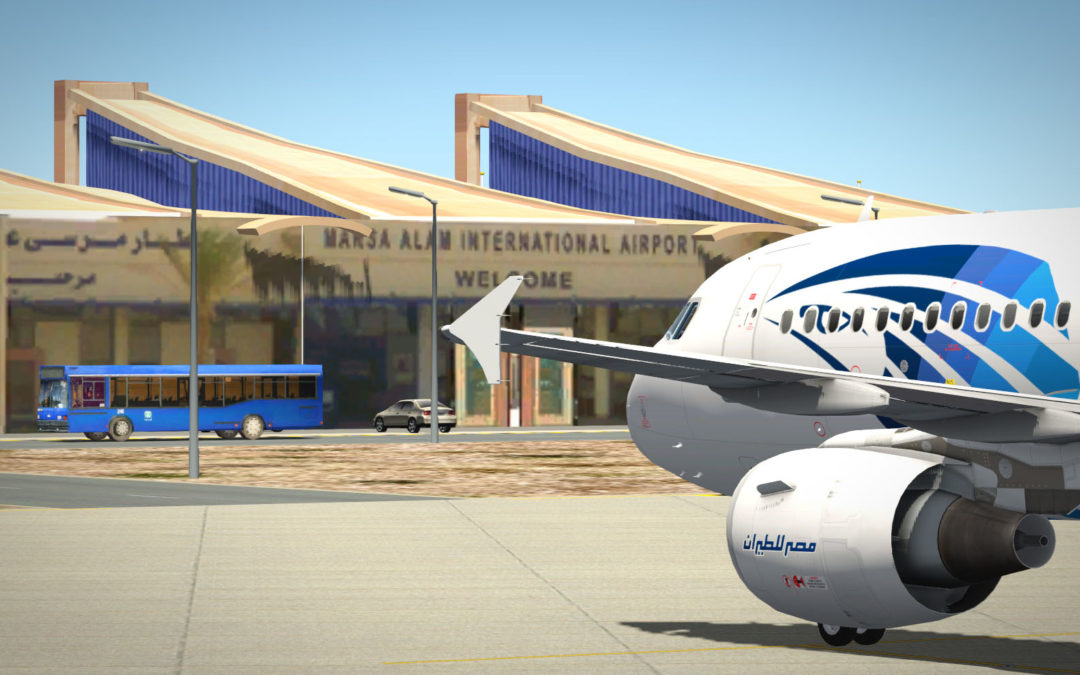 Marsa Alam International Airport HEMA