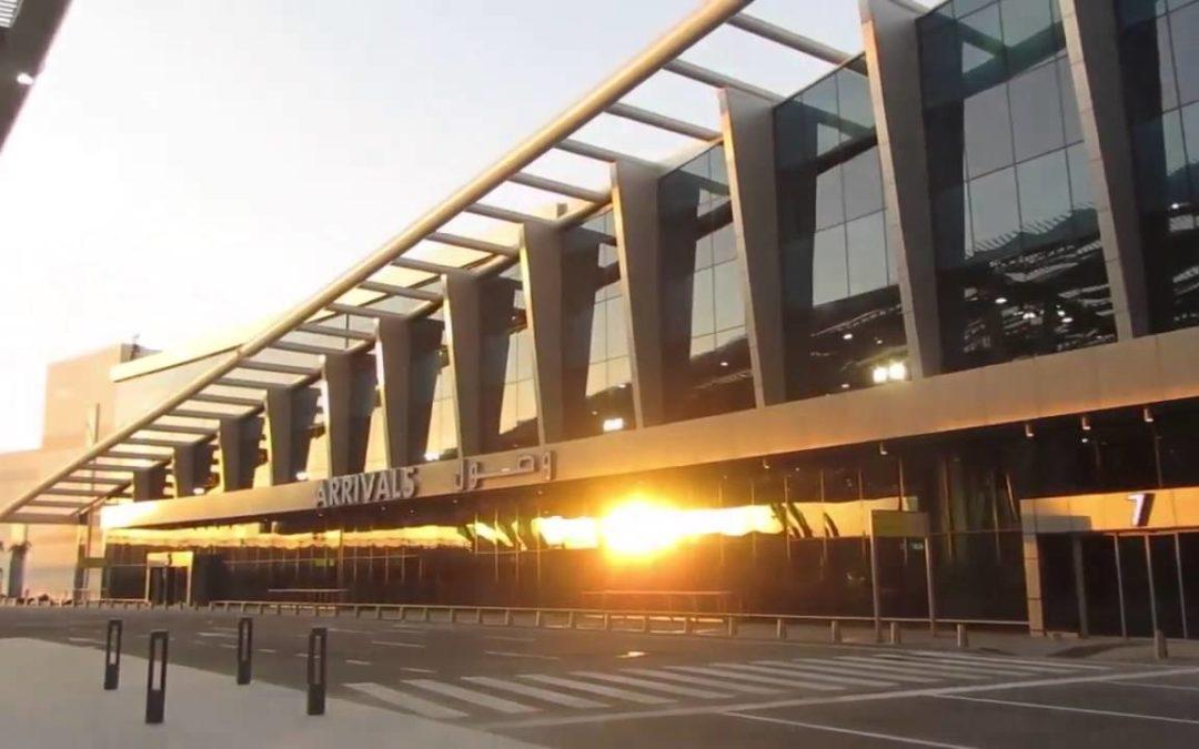 Cairo International Airport HECA