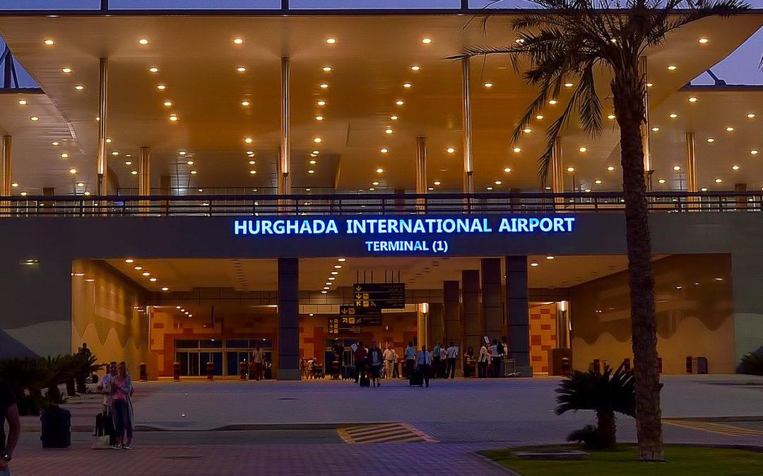 Hurghada International Airport HEGN