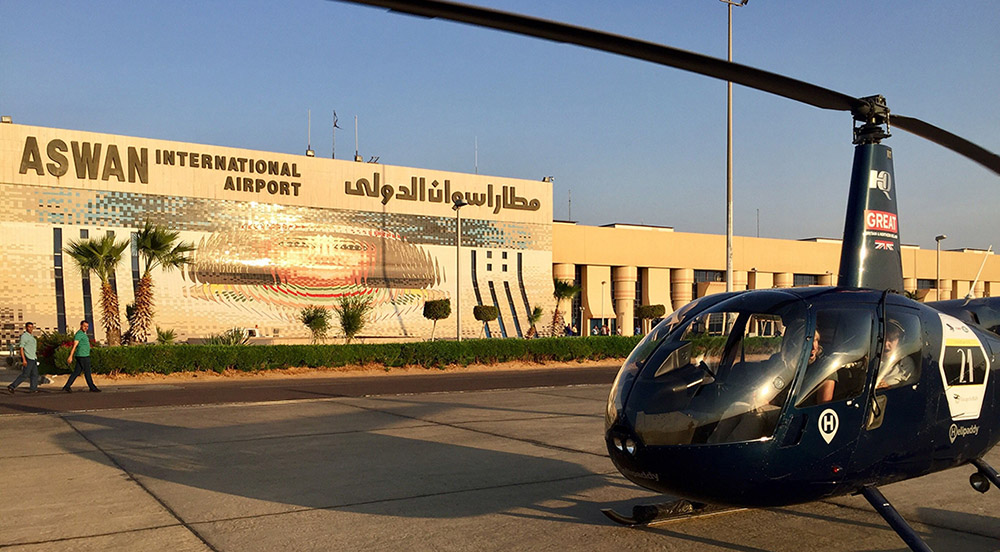 Aswan International Airport HESN