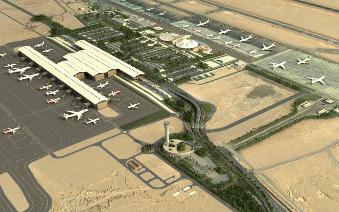 Why Touch Down at Sharm El-Sheikh?